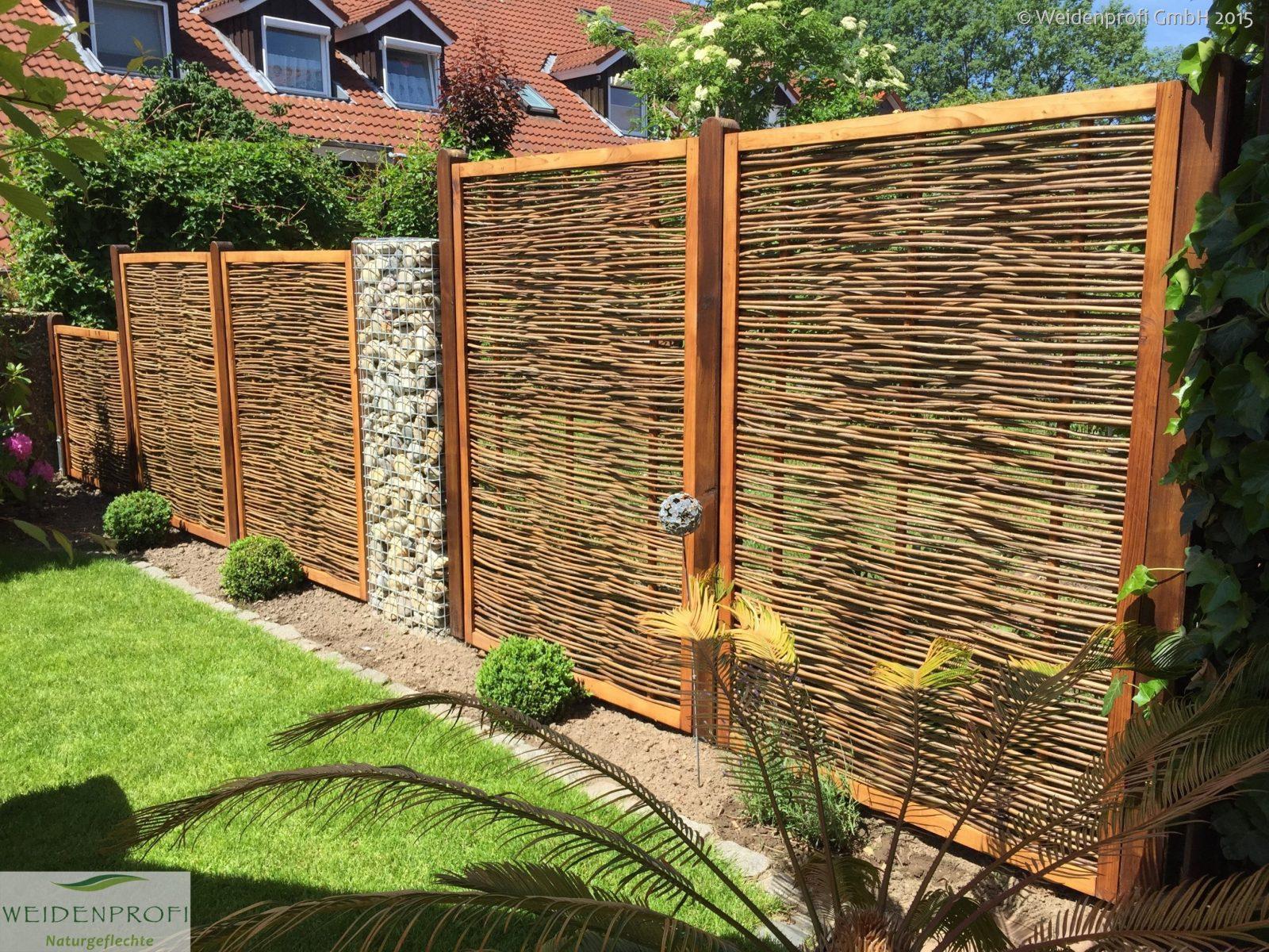 Gartenabtrennung Zum Nachbarn Gartenabtrennung Zum Ist Einzigartig von Sichtschutz Zum Nachbarn Ideen Photo