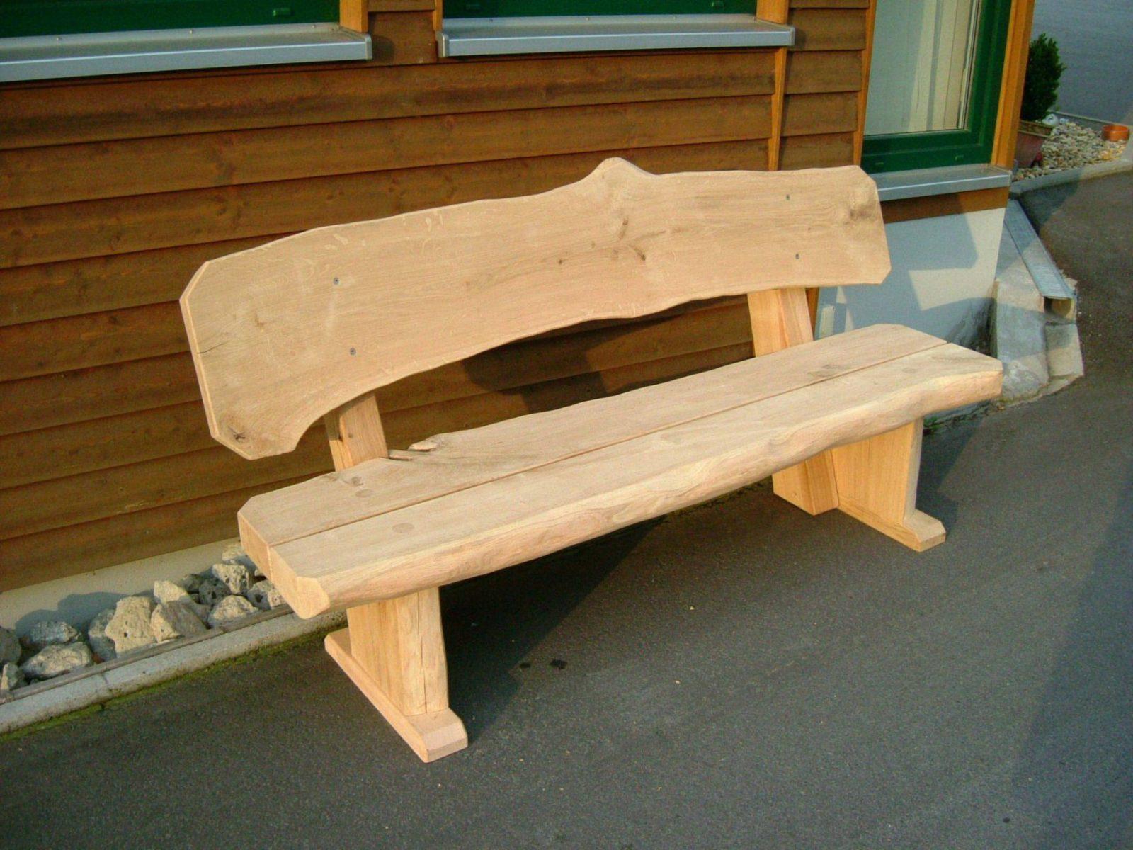 Gartenbank Holz Massiv Rustikal Exquisit Rustikale Gartenmabel Von von Rustikale Gartenbank Selber Bauen Bild