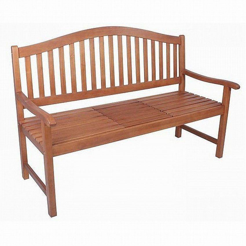 Gartenbank Holz Preis  Holz Gartenbank  Pinterest  Holz Preise von Gartenbank Holz Mit Integriertem Tisch Bild
