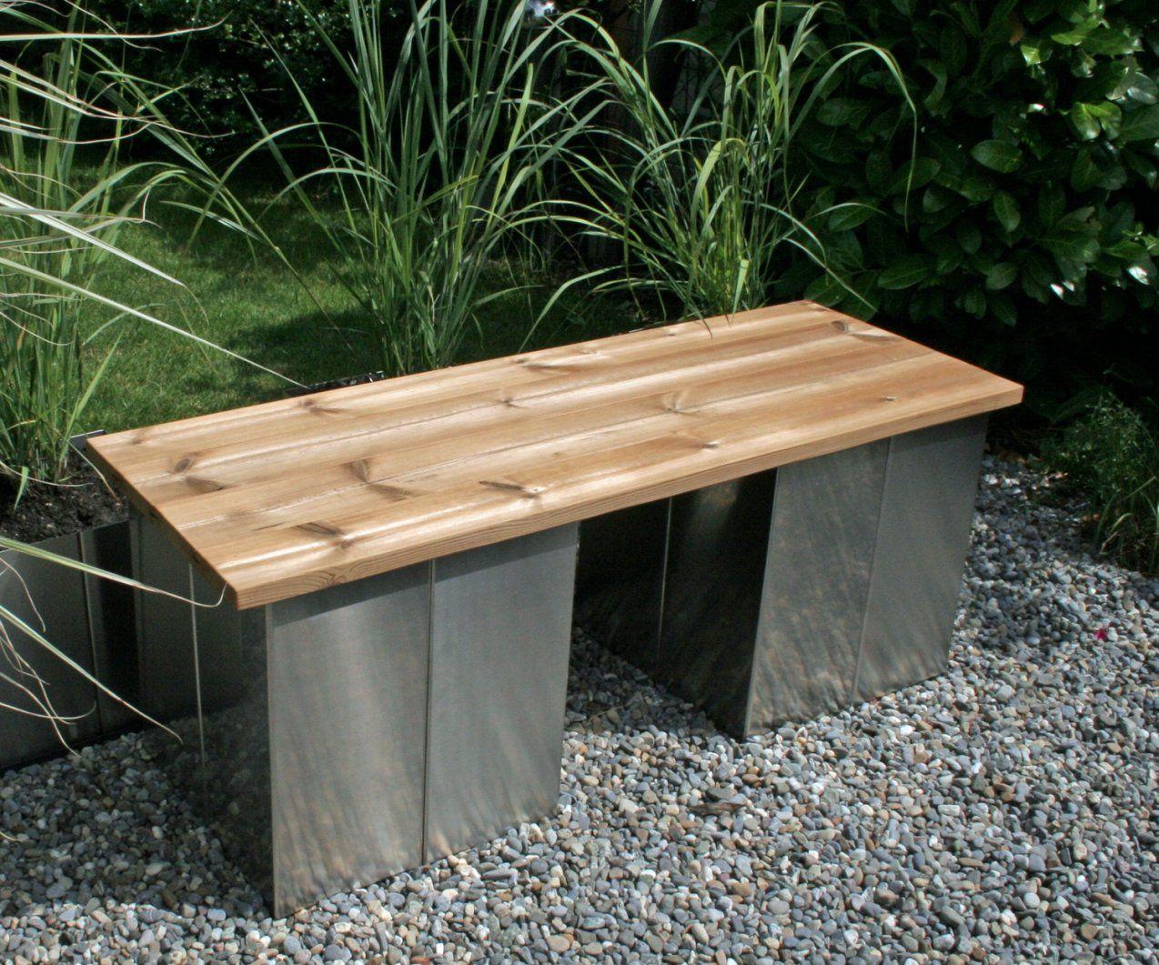 Holz Gartenbank Selber Bauen | Haus Design Ideen