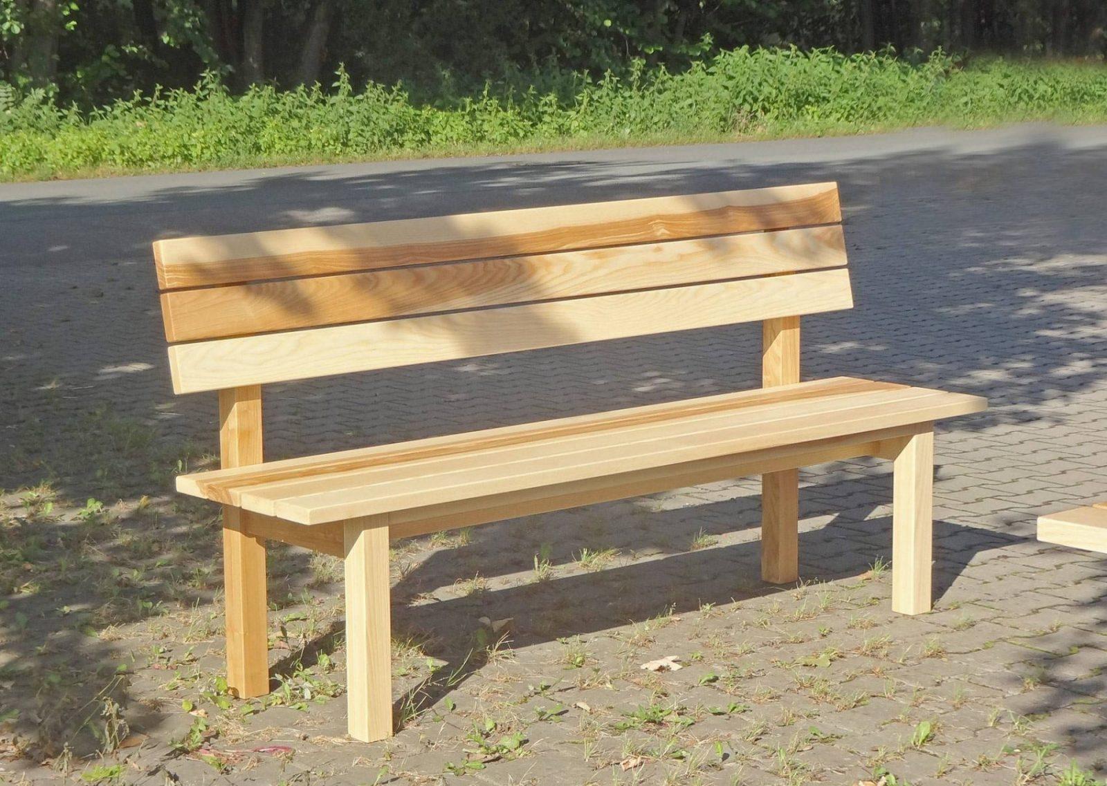 Gartenbank Selbst Gemacht Schnheit Holz Gartentisch Moebel Teak von Holz Gartenbank Selber Bauen Photo