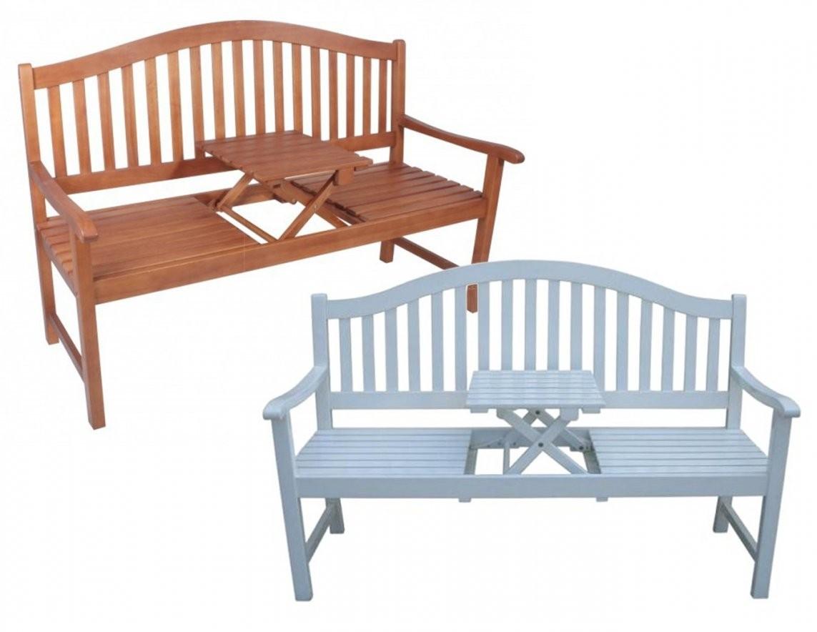 Gartenbank Weiss Natur Bank Holzbank Garten Holz Ist Frisch Planen von Gartenbank Holz Mit Integriertem Tisch Bild