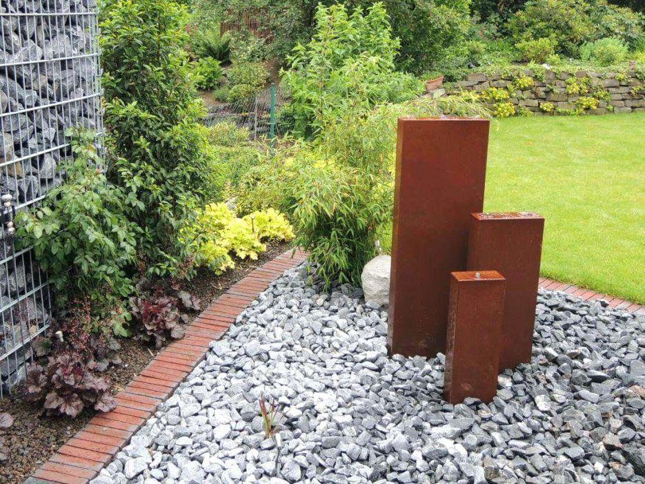 Gartenbrunnen Selber Bauen Hochbeet Bauanleitung Garten A Brunnen von Brunnen Bauen Im Garten Bild