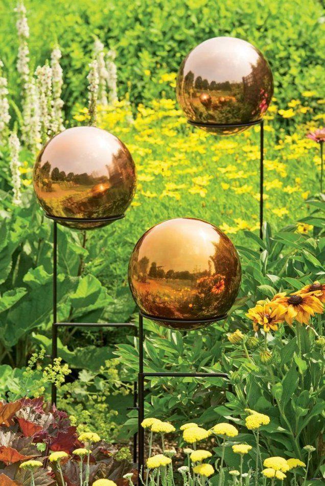 Gartendeko  45 Tolle Ideen Zum Kaufen Und Selbermachen  Garten von Deko Für Garten Selber Machen Photo