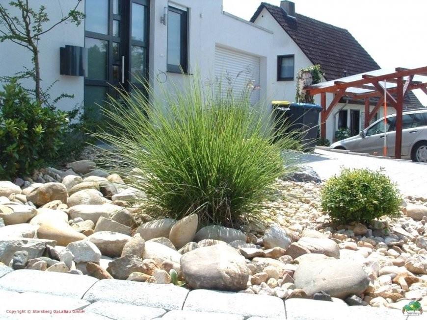 Gartengestaltung Bilder Modern Von Gartengestaltung Mit Steinen Und von Gartengestaltung Mit Kies Und Gräsern Photo