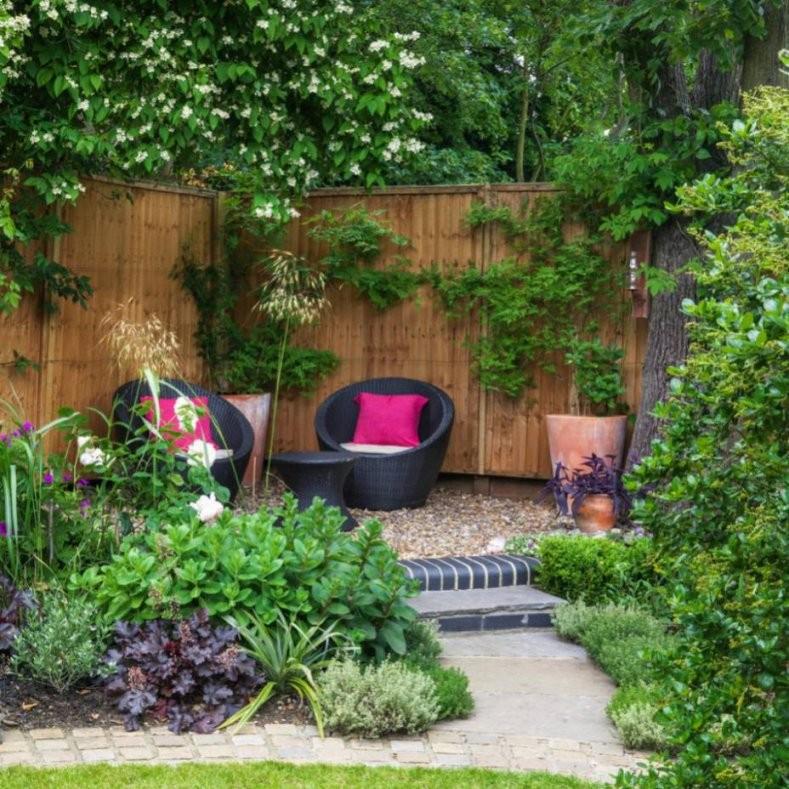 Gartengestaltung Kleiner Garten With Kleines Wohndesign Kleine von Gartengestaltung Bilder Kleiner Garten Bild