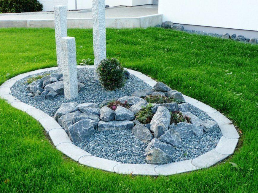 Gartengestaltung Mit Kies Attraktiv Gartengestaltung Mit Splitt von Gartengestaltung Mit Kies Und Splitt Bild