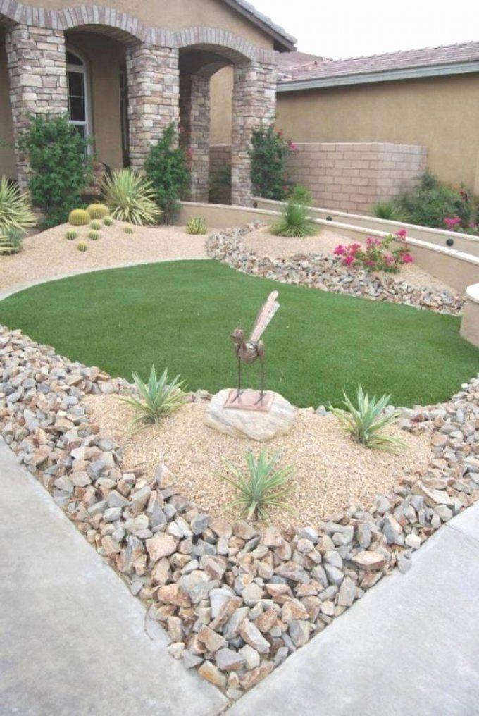 Gartengestaltung Mit Rindenmulch Und Steinen Neu Vorgarten Mit von Gartengestaltung Mit Rindenmulch Und Steinen Bild