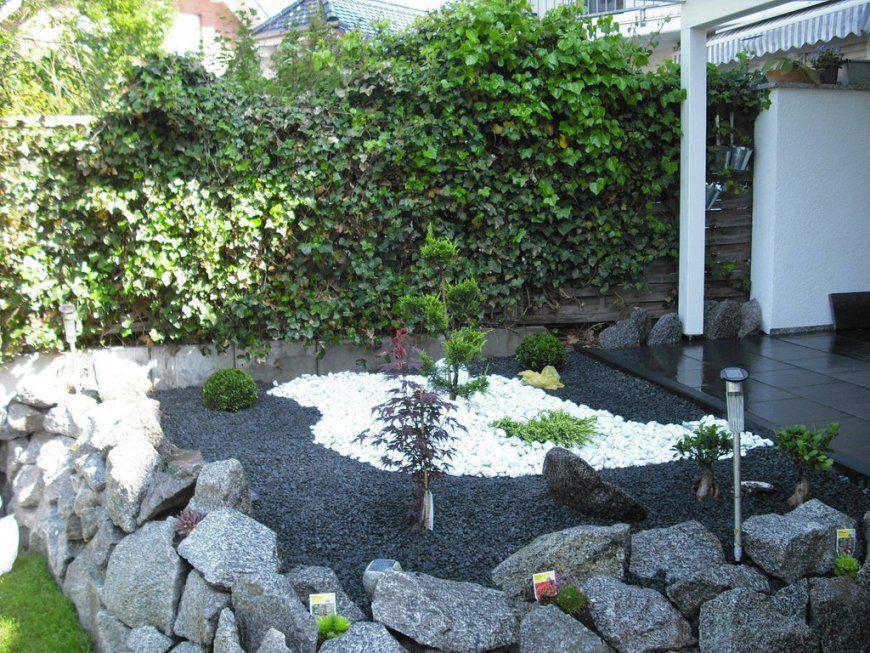 Gartengestaltung  Senf Gebäude Und Hausmeisterservice von Gartengestaltung Mit Kies Und Splitt Bild