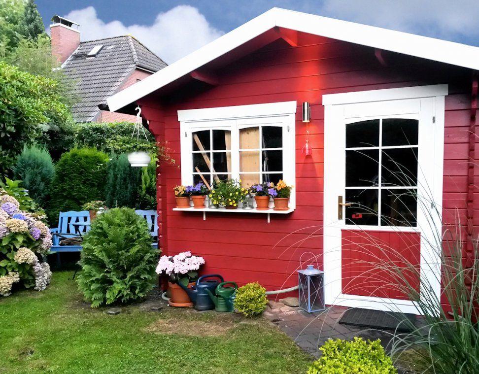 Gartenhaus Selber Bauen  Anleitung Kostenlos  Download Gratis von Gartenhaus Modern Selber Bauen Bild