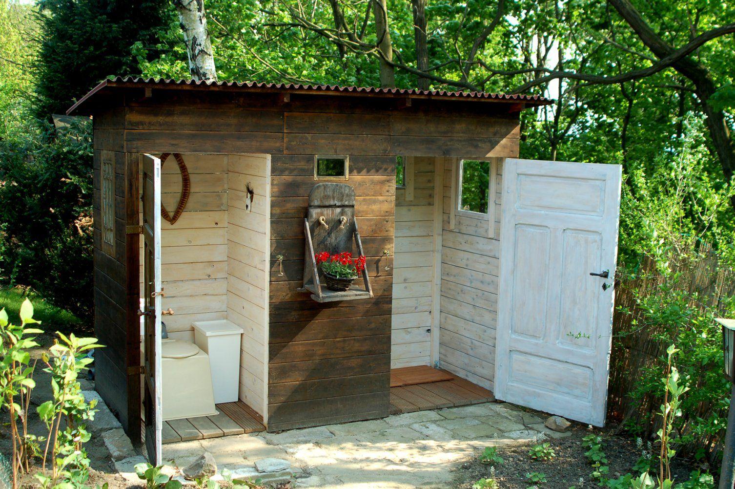 Gartenhaus Wc – Klempner Für Badezimmer von Dusche Im Gartenhaus Einbauen Photo