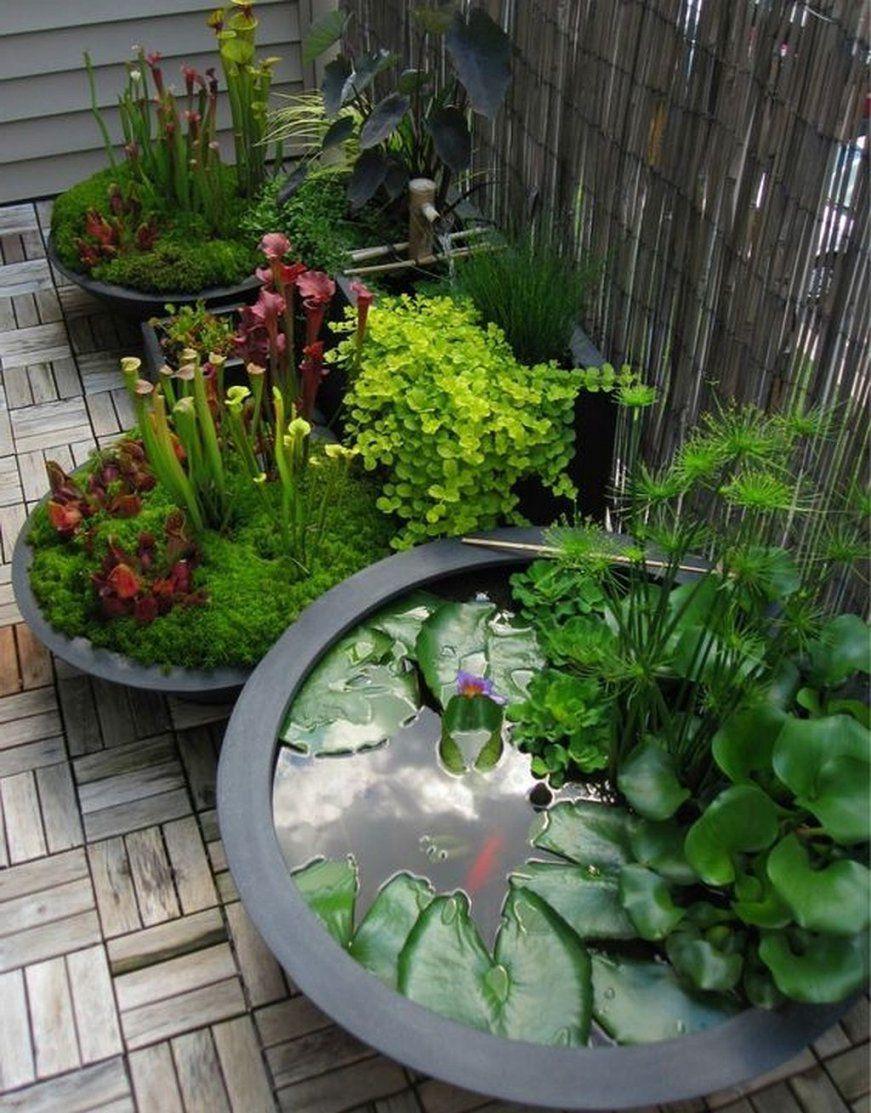Gartenideen Selber Machen Mit Balkon Ideen Selber Machen Ein Mini von Gartenideen Zum Selber Machen Bild
