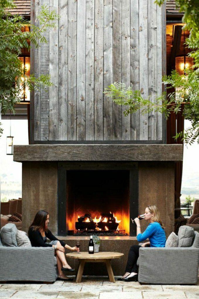 gartenkamin selber bauen notwendige materialien anleitung. Black Bedroom Furniture Sets. Home Design Ideas