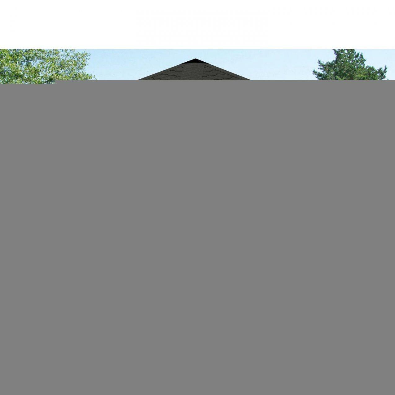 Gartenlauben & Holzpavillons Online Kaufen Bei Obi von Holz Pavillon 6 Eckig Bild