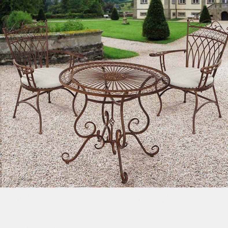 Gartenmöbel Eisen Antik Günstig Schön Gartenmöbel Set Runder Tisch von Gartenmöbel Eisen Antik Günstig Photo