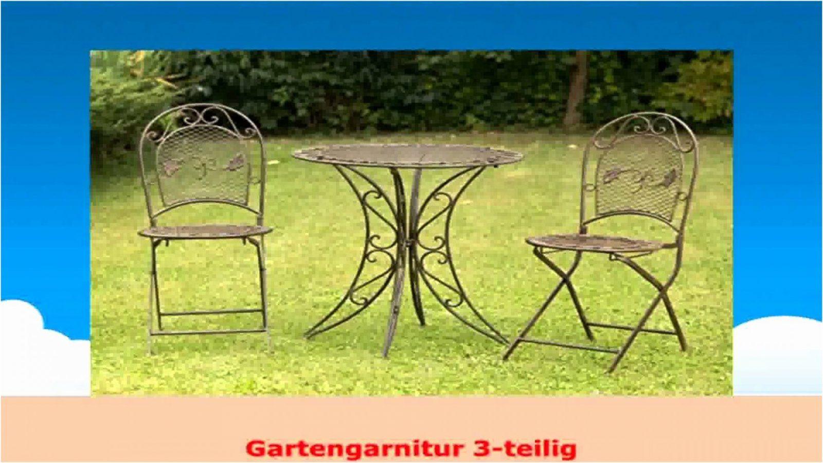 Gartenmöbel Eisen Neu Garnitur Gartentisch 2 Stühle Eisen Gartenm von Gartenmöbel Eisen Antik Günstig Photo
