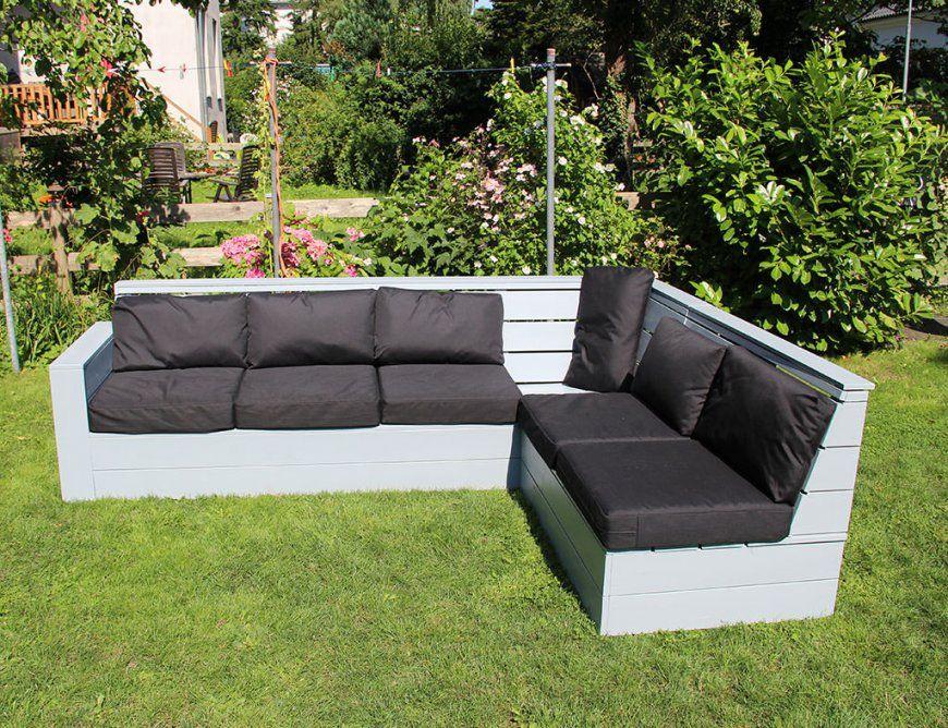 Gartenmobel Selber Bauen Aus Paletten Bauen Anleitung Von Lounge