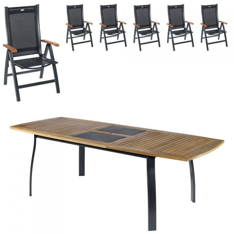 Gartenmöbelset Kingstonprestige (1029X180 Ausziehbar 6 Stühle von Angebote Dänisches Bettenlager Gartenmöbel Photo