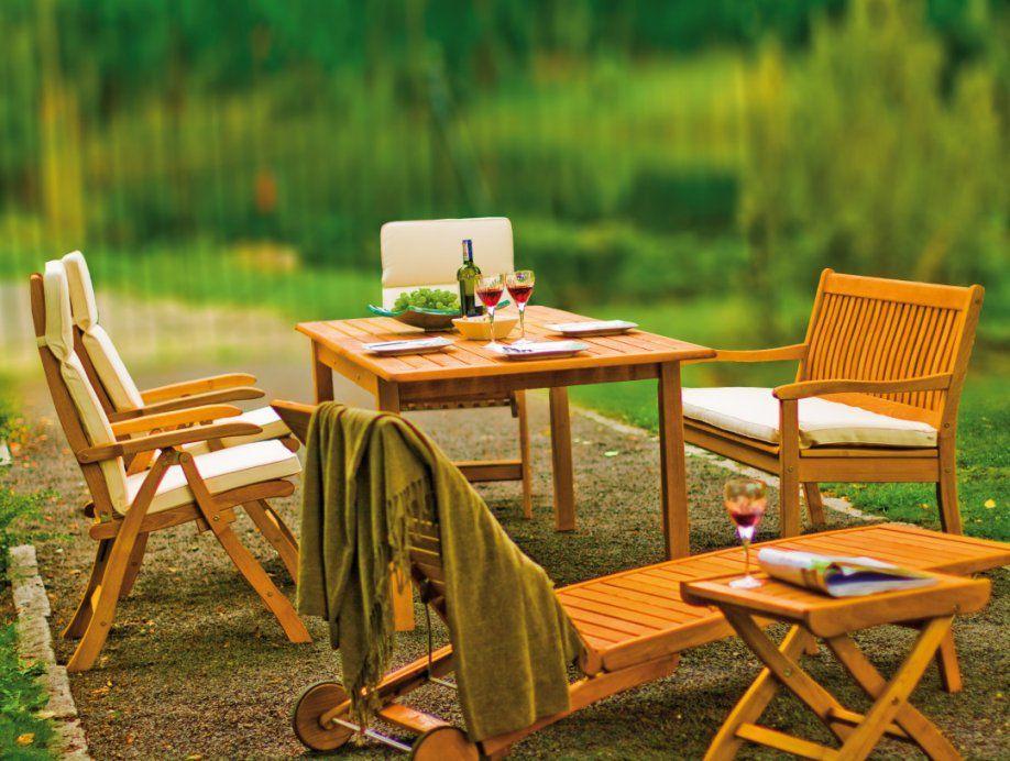 Gartenstuhl Mit Verstellbarer Rückenlehne (Kansas)  Kreutz Landhaus von Gartenstuhl Mit Verstellbarer Rückenlehne Bild