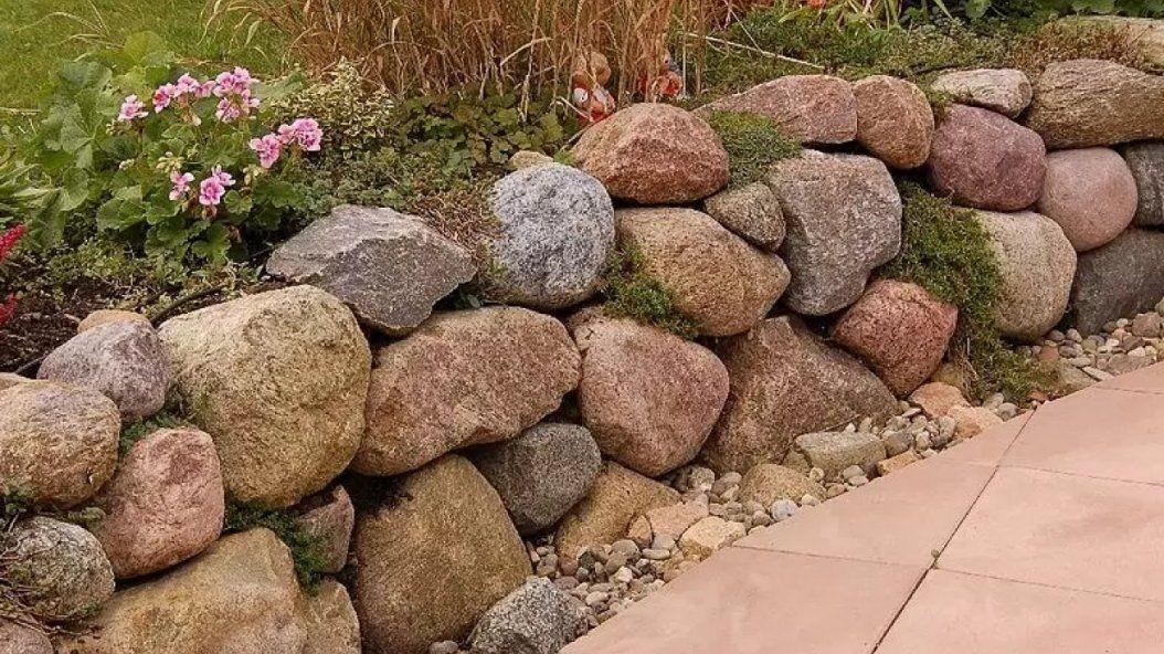 Gartentipps Hochbeet Bauen Aus Naturstein von Hochbeet Aus Natursteinen Selber Bauen Bild