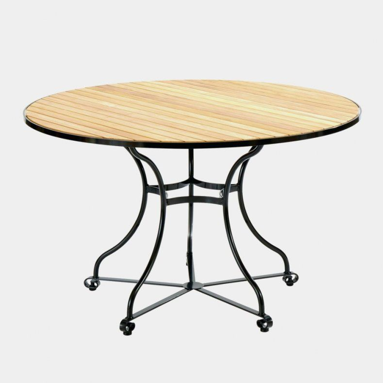 Gartentisch 120 Cm Elegant Gartentisch Rund Architektur 100 Cm von Gartentisch Rund 80 Cm Durchmesser Bild