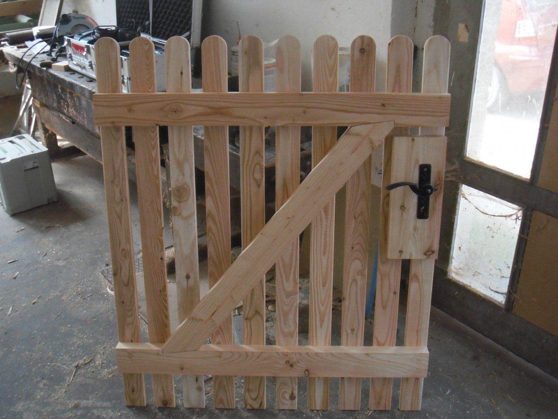 Gartentor Selber Bauen  Swalif von Gartentor Aus Holz Bauen Bild