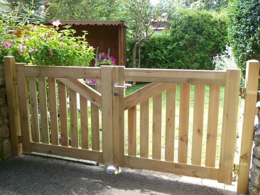 Gartentore Aus Holz Gartentor Selber Bauen 40 Super Ist Oberteil von Gartentor Aus Holz Bauen Bild