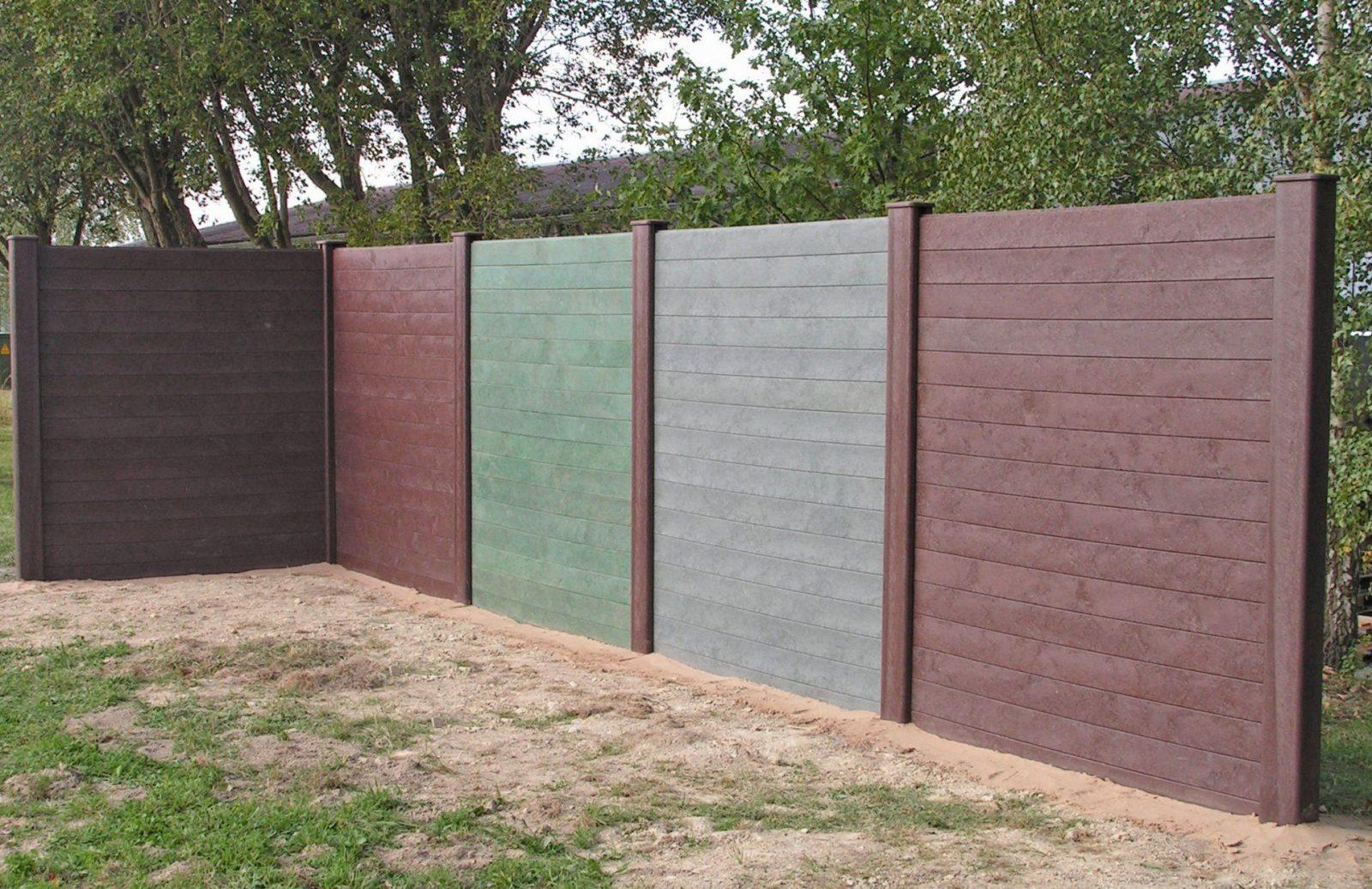 Gartenzaun Kunststoff Sichtschutz Mk67 – Hitoiro von Sichtschutz Garten Kunststoff Grau Bild