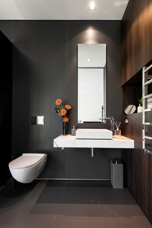 Gäste Wc Gestalten  16 Schöne Ideen Für Ein Kleines Bad von Kleines Gäste Wc Gestalten Bild
