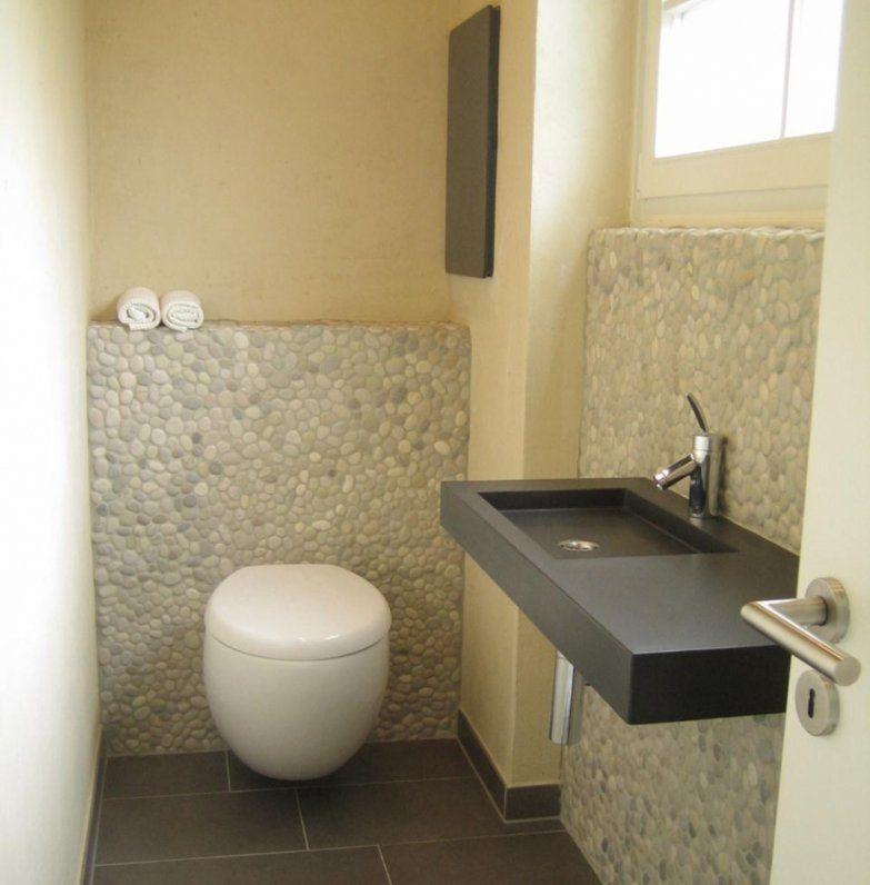 kleines g ste wc gestalten haus design ideen. Black Bedroom Furniture Sets. Home Design Ideas