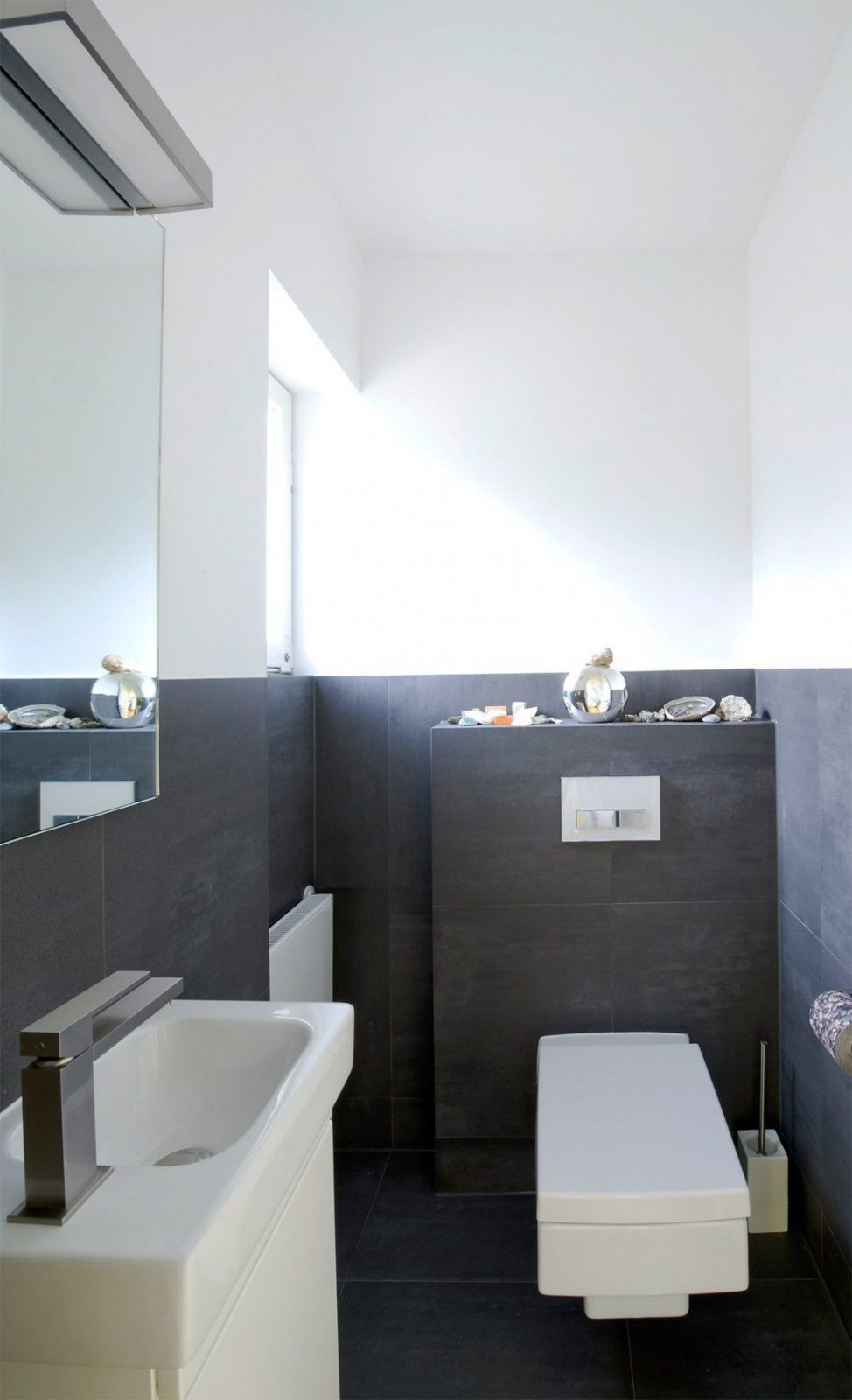 gstewcideen 15 topbeispiele die inspirieren von kleines gste wc gestalten bild - Gaste Wc Gestaltung Beispiele