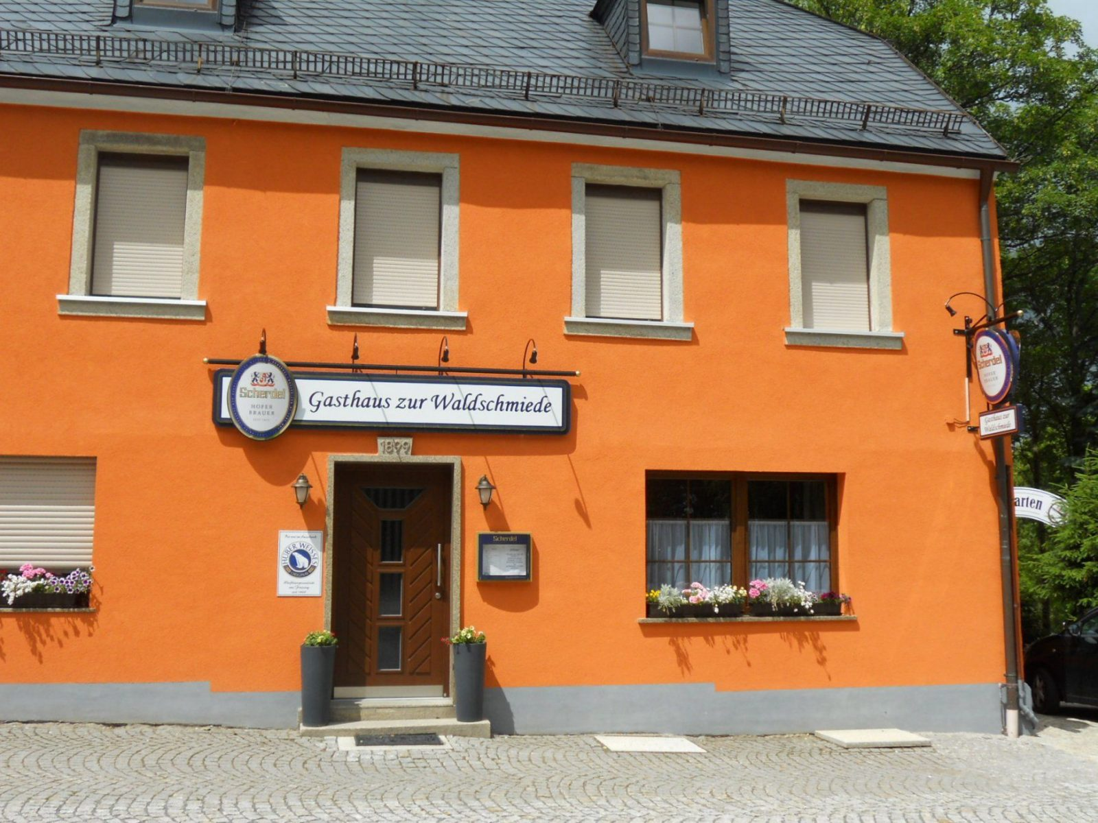 Gastroführer Genussregion Fichtelgebirge Gaststätten Und Restaurants von Brauereigasthof Goldener Löwe Bayreuth Photo