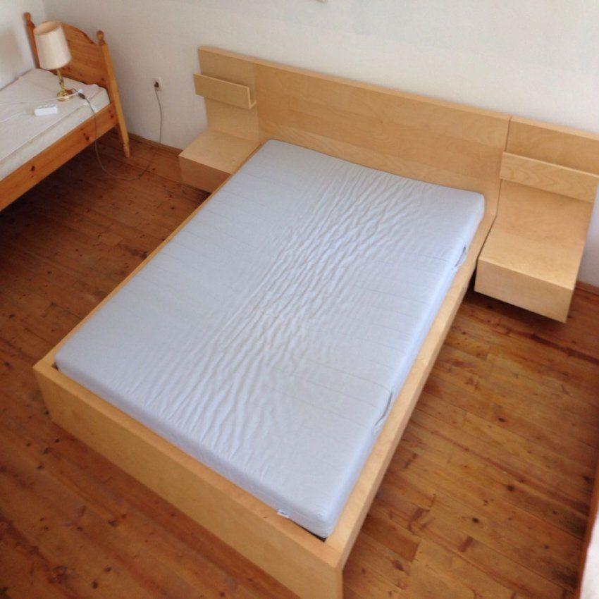 Gebraucht Ikea Malm Bett Birke 160×200 In 9872 Millstatt Um Bestimmt von Ikea Malm Bett 160X200 Birke Photo