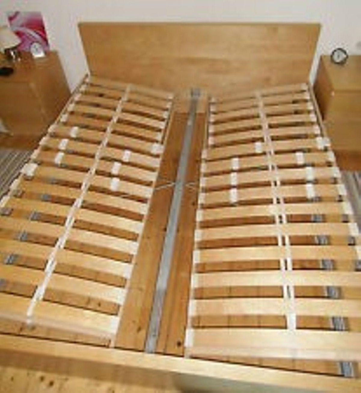 Gebraucht Ikea Malm Bett & Lattenrost Birke 140X200 Cm In 13088 von Ikea Lattenrost 140X200 Malm Bild