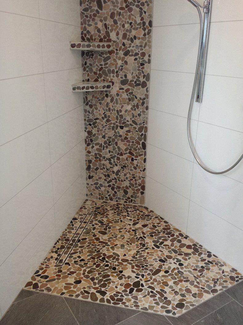 Geflieste Dusche Mosaik Mit Mosaikfliesen Für Dusche Ys03 Hitoiro 2 von Mosaik Fliesen Dusche Boden Photo