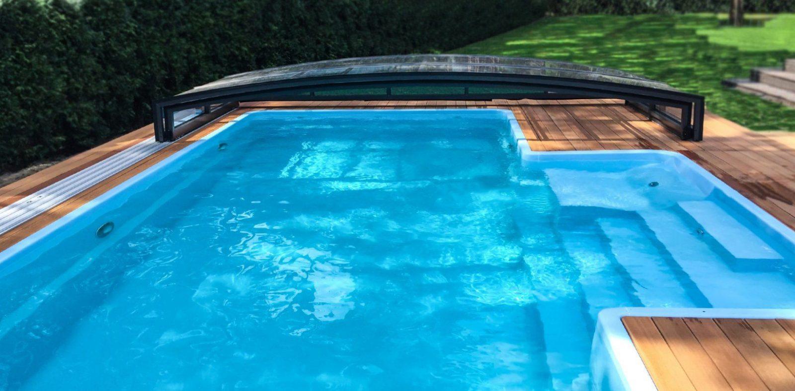 Gfk Pool & Gfk Schwimmbecken Aus Polen  Gfk Einbaubecken von Gfk Becken Aus Polen Bild