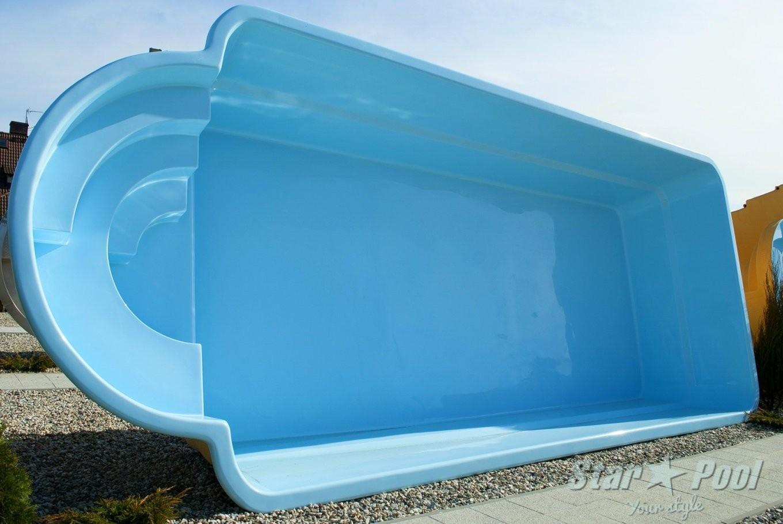gfk schwimmbecken aus polen gfk pool starpool sch n ist einzigartig von gfk becken aus polen. Black Bedroom Furniture Sets. Home Design Ideas