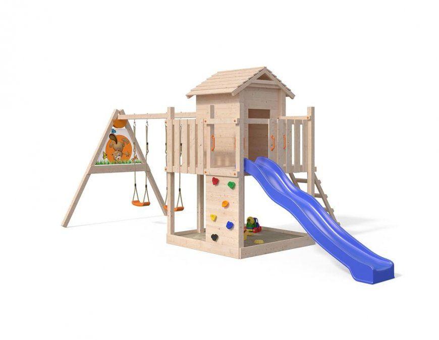 Gigantico Spielturm Mit Schuakelanbau Baumhaus 2  Real von Baumhaus Mit Rutsche Und Schaukel Bild