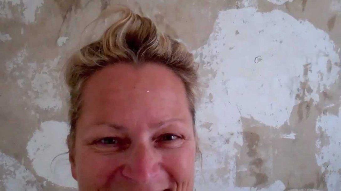 Glatte Wände Statt Raufaser Tipps Einer Amateurin  Youtube von Wände Gestalten Ohne Tapete Bild