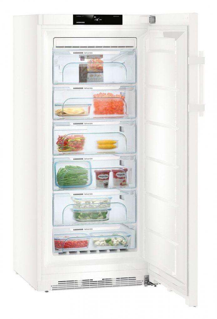 Gn 4115 Comfort Nofrost Freezer With Nofrost  Liebherr von Liebherr Gefrierschrank No Frost Test Bild