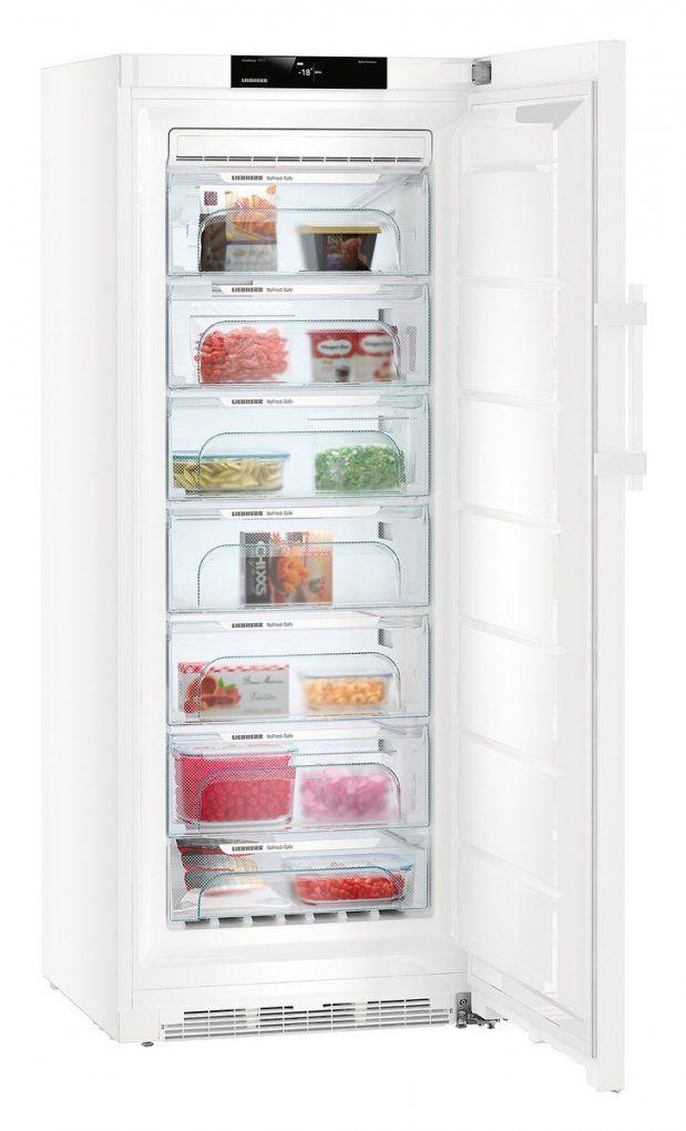 Gn 4615 Comfort Nofrost Freezer With Nofrost  Liebherr von Liebherr Gefrierschrank No Frost Test Bild