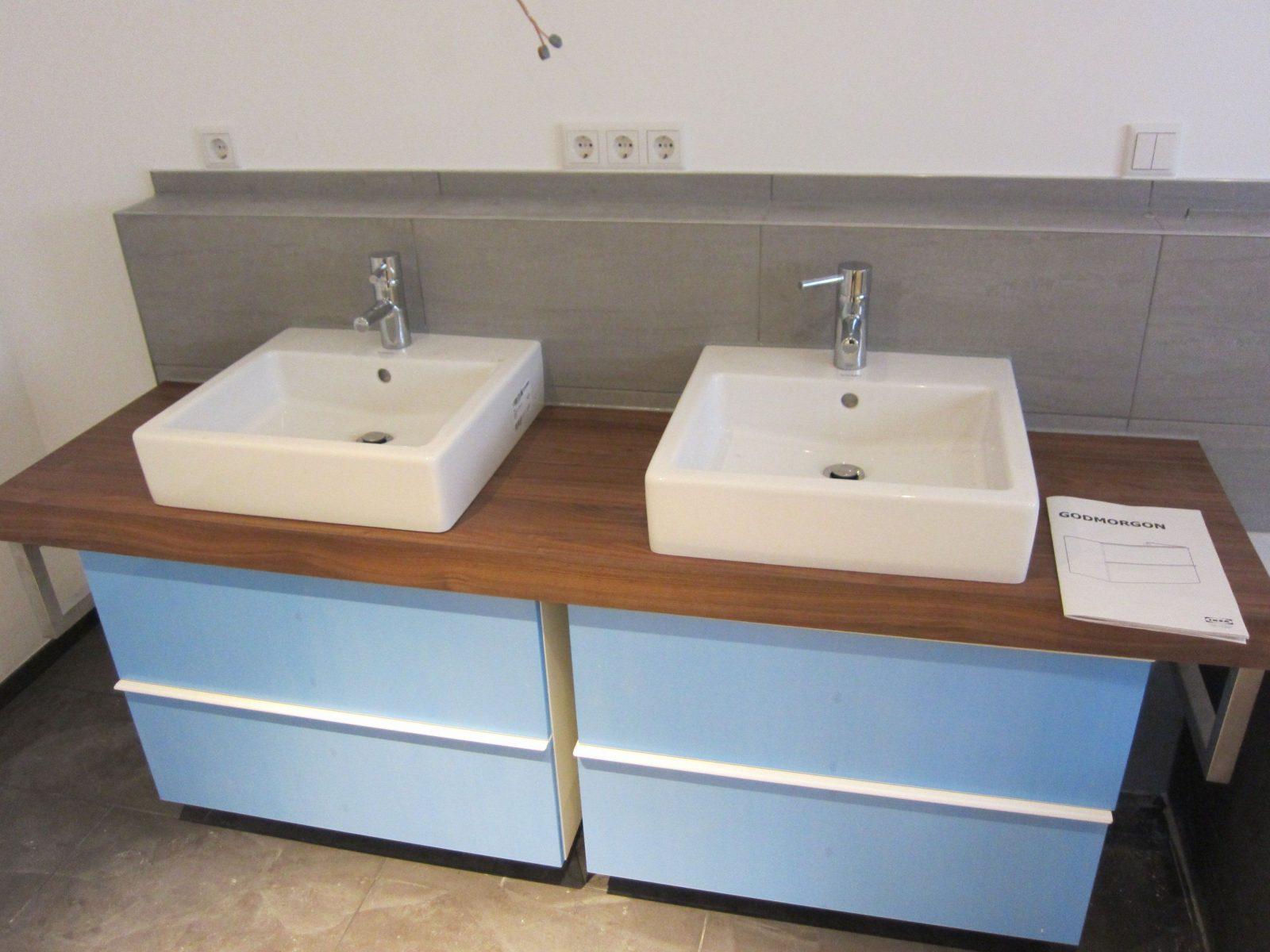 Godmorgon Anderes Waschbecken Raumsparsiphon  Badezimmer von Godmorgon Waschbeckenschrank Mit Anderen Waschbecken Photo
