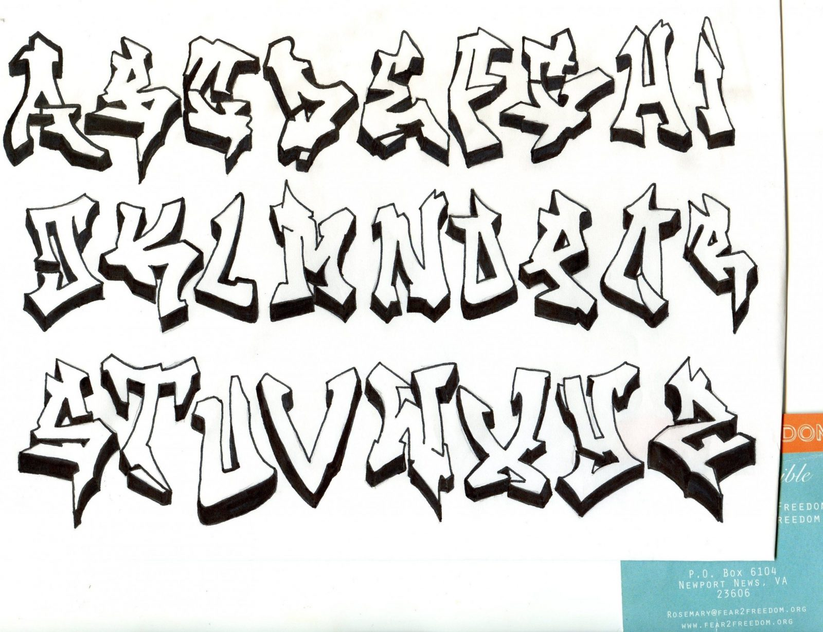 Graffiti Box Letters  100 Images  Graffiti Diplomacy Books Ganzes von Graffiti Buchstaben Vorlagen Az Bild