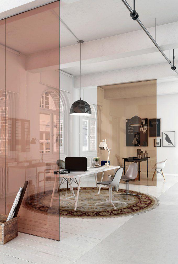 deko f r gro e r ume haus design ideen. Black Bedroom Furniture Sets. Home Design Ideas