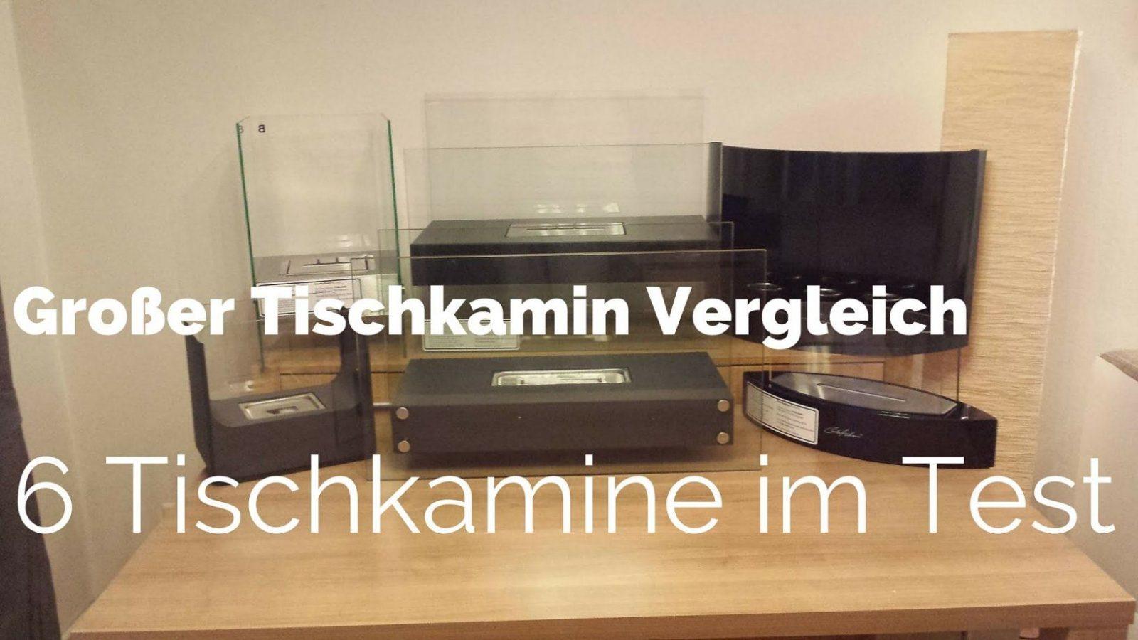 Großer Ethanol Tischkamin Vergleich & Test  Youtube von Ethanol Tischkamin Selber Bauen Bild