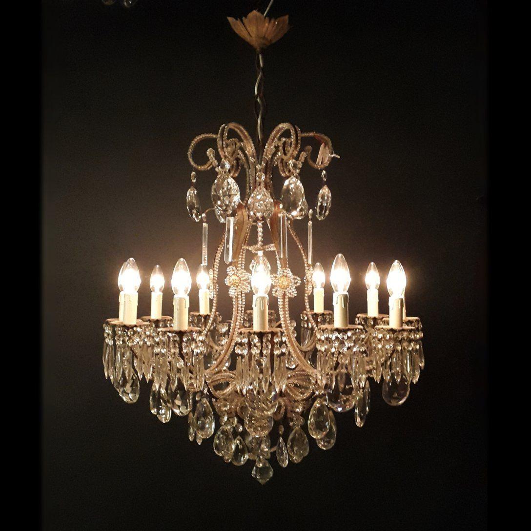 Grosse Antike Kristall Kronleuchter Alte Lampen Lüster Berlin von Kronleuchter Antik Günstig Gebraucht Photo