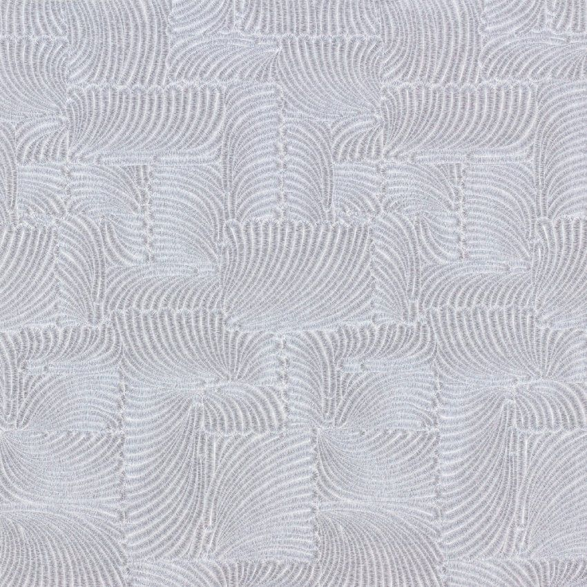 Guido Maria Kretschmer Tapete Fossil Struktur Silbergrau 0248020 Von