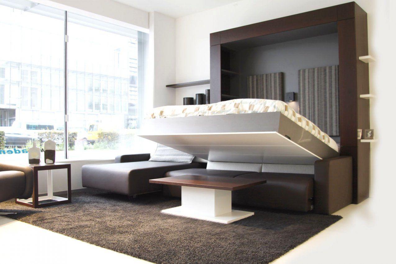 Günstige Inspiration Wand Bett Und Intelligente Lösung Für Kleine von Betten Für Kleine Räume Photo