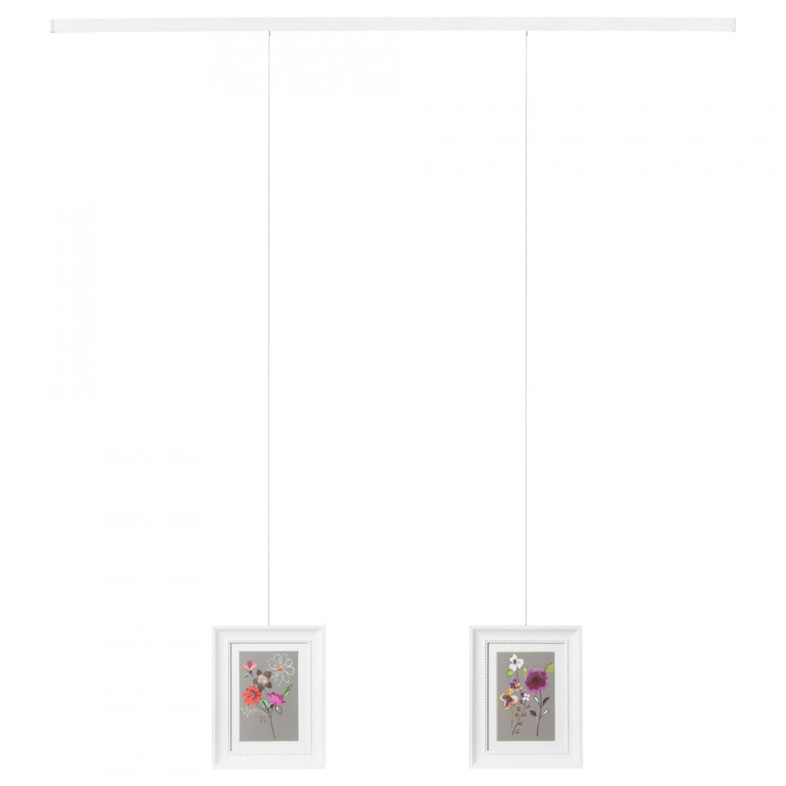 Haghed Bilderschiene  Ikea von Bilder Aufhängen Schiene Ikea Bild