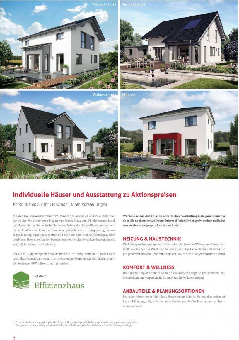 Häuser Und Ausstattung Zu Aktionspreisen  Pdf von Rensch Haus Ausbaustufe Fast Fertig Photo